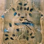 Barockkommode Detail Vorzustand