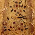 Barockkommode Detail Endzustand