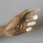 linke Hand Zwischenzustand