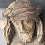 Kopf Detail Vorzustand